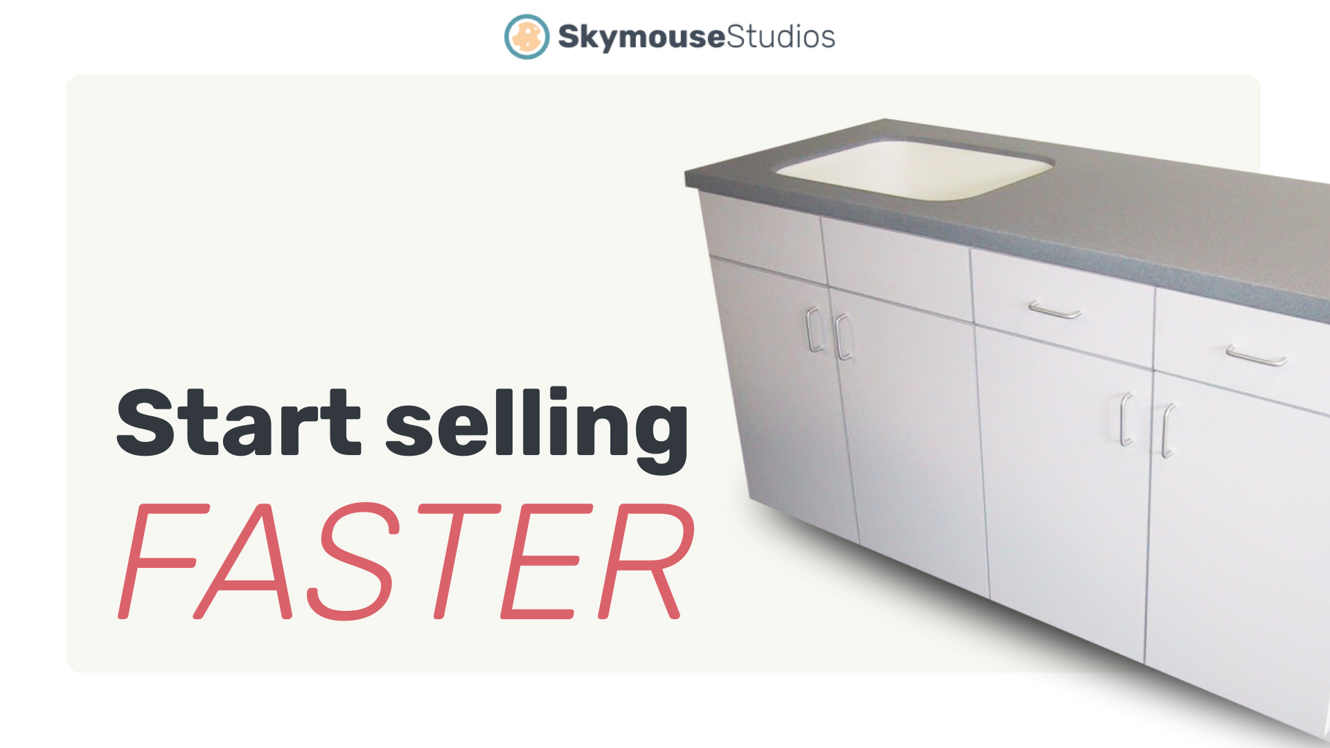 Create an initial offer to start selling faster (with examples)